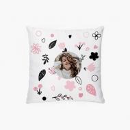 Poduszka, bawełna, Simple, 38x38 cm