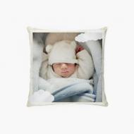 Poduszka, bawełna, Słodki śpioch, 38x38 cm
