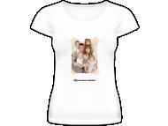 Koszulka damska, Kochana rodzinka