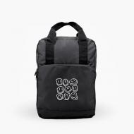 Plecak z rączkami Emoji