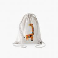 Plecak sznurkowy Zwierzątka
