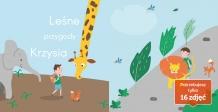 Leśne przygody (wersja-dla-chłopca) fotoksiążka, 20x20 cm