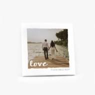 Obraz, To właśnie miłość, 30x30 cm