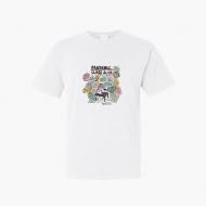 Koszulka męska, Kolekcja Porysunki - Pandemic class - męska