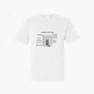 Koszulka męska, Kolekcja Rynn Rysuje - Typowa Szafa - męska