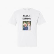 Koszulka męska, Najlepszy dziadek