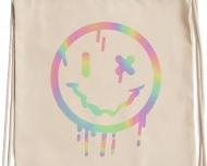 Plecak sznurkowy Holo smile