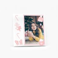 Obraz, Pastelowe Święta, 30x30 cm