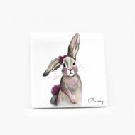 Obraz, Bunny, 30x30 cm
