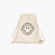 Plecak sznurkowy Do what makes you happy