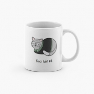 Kubek, Koci fakt #4
