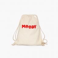 Plecak sznurkowy Moody czerwony