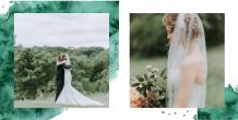 Ślubna - butelkowa zieleń fotoksiążka, 25x25 cm