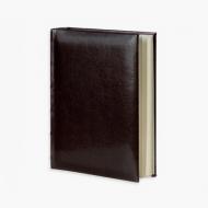 Album na zdjęcia Skórzany ciemny brąz - 200 zdjęć, 20x25 cm
