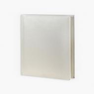 Album na zdjęcia Wklejany ekoskóra ecru - 160 zdjęć, 30x33 cm
