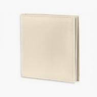 Album na zdjęcia Wklejany ekoskóra kość słoniowa - 160 zdjęć, 30x33 cm