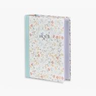 Album na zdjęcia Kwiaty niebieski - 200 zdjęć, 20x25 cm