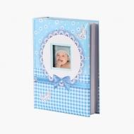 Album na zdjęcia Niebieskie okienko - 300 zdjęć, 20x25 cm