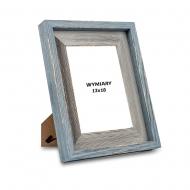 Ramka na zdjęcie Niebiesko-szara - RD313, 13x18 cm