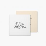 Fotokartki Kartka Merry Christmas, 14x14 cm