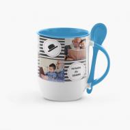 Kubek z łyżeczką, Herbatka dla Dziadka