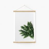 Obraz na sznurku, Przyprawy kuchenne, 20x30 cm
