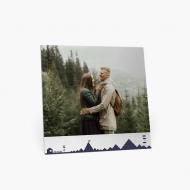 Obraz, Góry, 30x30 cm