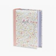 Album na zdjęcia Kwiaty różowy - 200 zdjęć, 20x25 cm