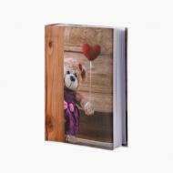 Album na zdjęcia Miś dziewczyna - 300 zdjęć , 20x25 cm