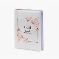 Album na zdjęcia Ramka kwiaty - 300 zdjęć, 20x25 cm