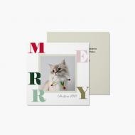 Fotokartki Merry, 14x14 cm