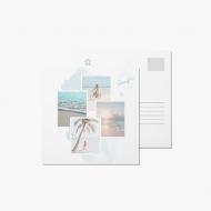Fotokartki Pocztówka - Ocean, 14x14 cm