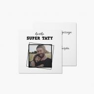 Fotokartki Supertata, 14x14 cm