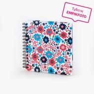 Album do scrapbookingu Flowers, 22x22 cm