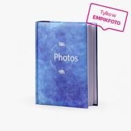 Album na zdjęcia Niebieska akwarela - 300 zdjęć, 20x25 cm