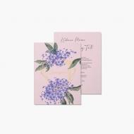 Zaproszenia Dla Rodziców - Kwiatowe, 15x20 cm
