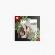 Magnes Eleganckie Święta, 3,5x3,5 cm
