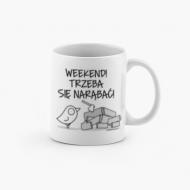 Kubek, Kolekcja Ptaszek Staszek - Weekend