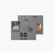 Fotokartki 30 Level, 20x15 cm