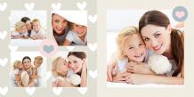 Fotoksiążka Wszystkiego Najlepszego Mamo, 30x30 cm