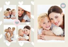 Fotoksiążka Wszystkiego Najlepszego Mamo, 20x30 cm