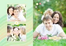 Fotoksiążka Wspomnienia z Całego Roku, 20x30 cm