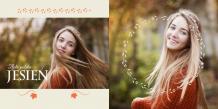 Fotoksiążka Jesienne wspomnienia , 30x30 cm