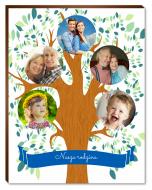 Fotopanel, Drzewo rodzinne, 20x30 cm