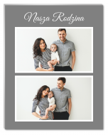 Fotopanel, Nasza Rodzina, 10x15 cm