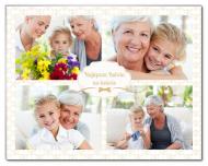 Fotopanel, Najlepsza Babcia na świecie, 18x13 cm