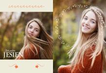 Fotoksiążka Jesienne wspomnienia , 20x30 cm