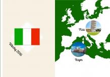 Fotoksiążka Włochy - Wakacyjna Przygoda, 20x30 cm