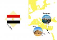 Fotoksiążka Egipt - Wakacyjna Przygoda, 20x30 cm