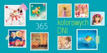 Fotoksiążka Rok w Kolorze, 30x30 cm